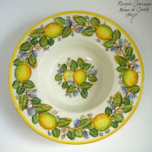Rampini Ceramics: Designs and Patterns