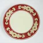 Decor: PRM012 Primula Red on Dark