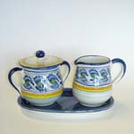 Shape: SZMT Sugar and creamer set