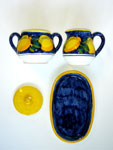 Sugar and creamer set (ANL002)