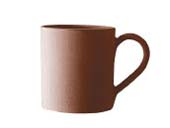Mug cylindrical with handle